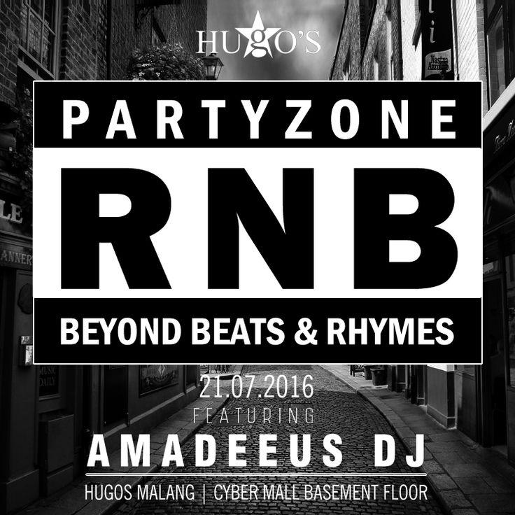 Rnb Partyzone by andretjan.deviantart.com on @DeviantArt