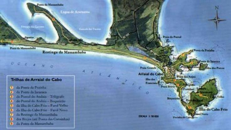 Location | Marina dos Anjos - Hostel Arraial do Cabo