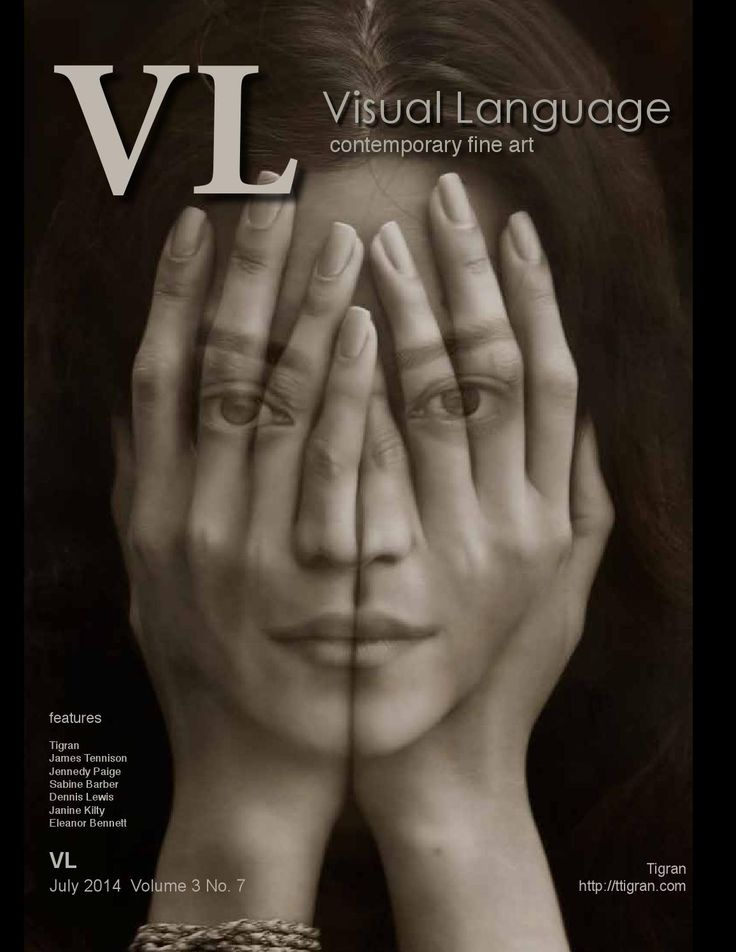 Visual Language Magazine Vol 3 No 7 July 2014  Vol 3 No 7 Visual Language Magazine Contemporary Fine Art featuring Figurative Art, Still Life, Portraits, Realism and more. Cover Artist is Tigran Tsitoghdzyan. Featured are VL Top Artists to Collect are  Demian, Kristine Kainer, Jody Anderson, Lelija Roy and Rod Seeley: CFAI.co Colors on My Palette Barbara Rudloph; Visual Language Studio Visit with Tigran Tsitoghdzyan, James Tennison and Jenedy Paige: Artspan Discovery  Sandra Flood;  Visual…