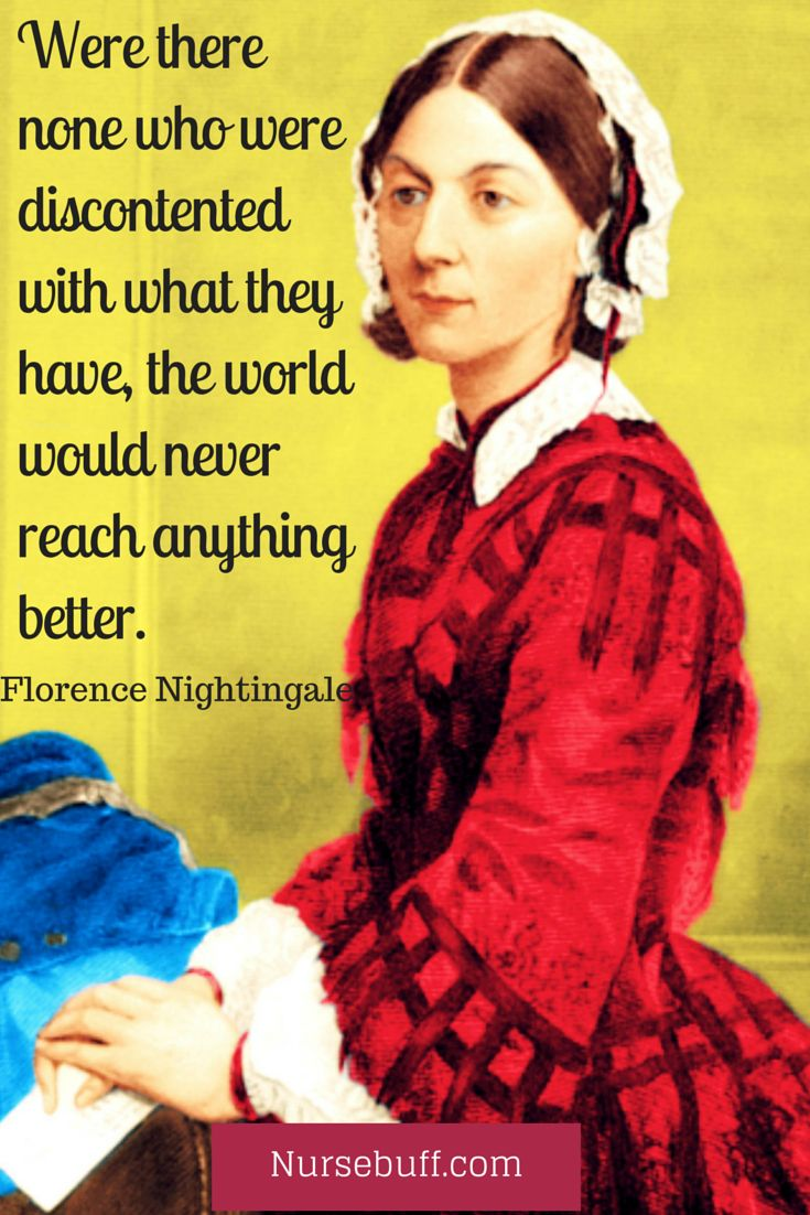 25 Greatest Florence Nightingale Quotes For Nurses