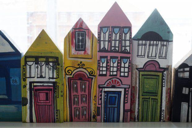 malede huse - Google-søgning