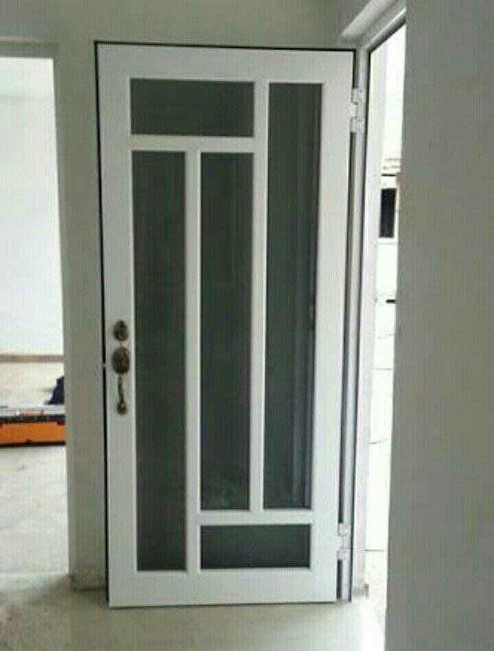 M s de 25 ideas incre bles sobre puertas de aluminio for Puertas en aluminio modernas