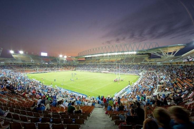 Peter Mokaba World Cup Stadium in Polokwane, South Africa