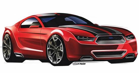 2018 Mustang Mach 1 >> 2018 Ford Torino King Cobra | Auto Prices and Reviews ...
