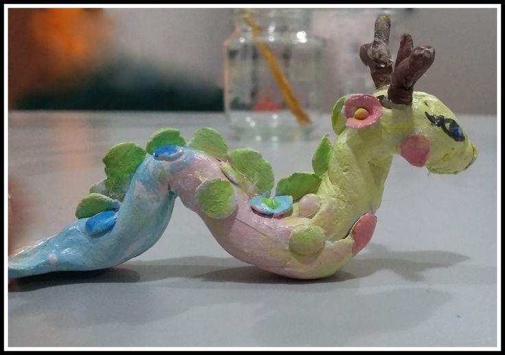 dragon-chino-de-agua-hecho-con-arcilla-por-ninos