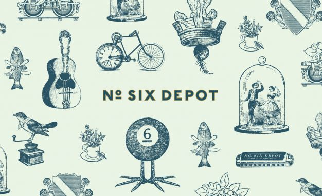 Perky Bros for No. Six Depot // Berkshires | FUTU.PL