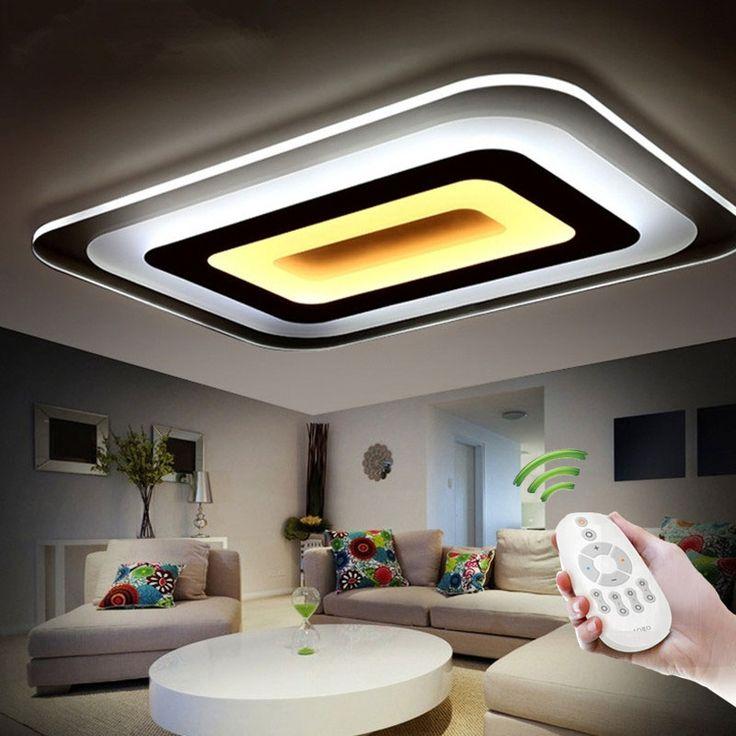 Modern Bedroom Lighting Ceiling best 25+ plafones led ideas on pinterest | iluminación de la