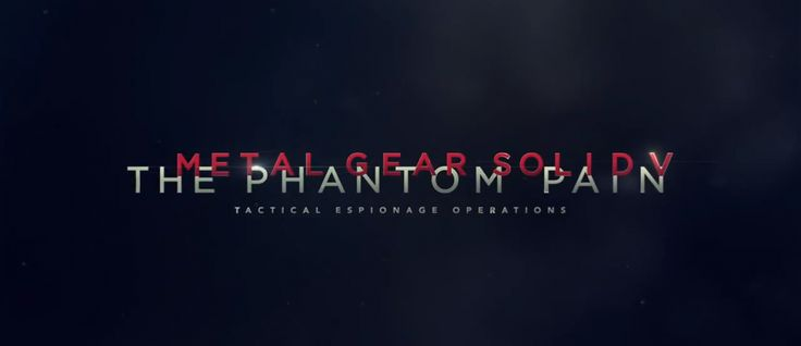 The newest trailer for Metal Gear Solid V: The Phantom Pain had accidentally leaked earlier tonight online ahead of both Microsoft's and Playstation's  press conferences.