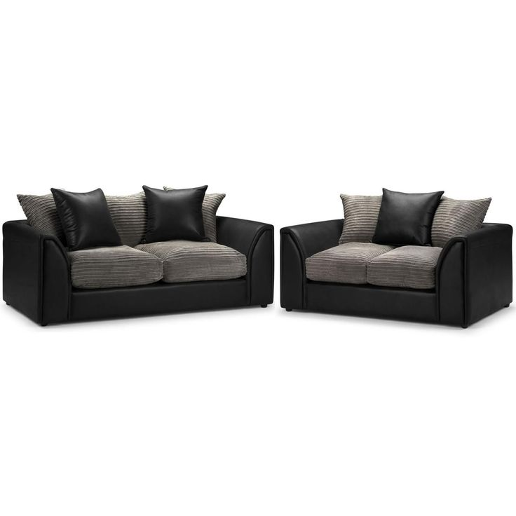 Byron 3 2 Seater Sofa Suite