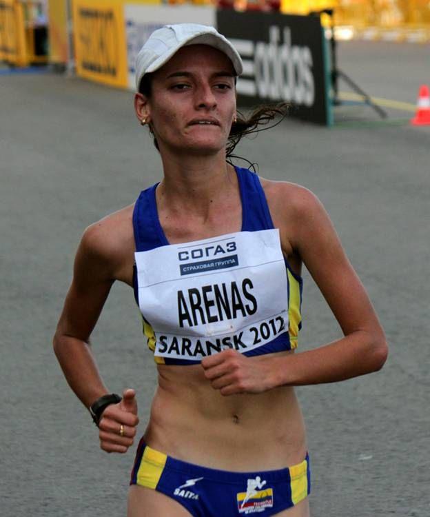 Lorena Arenas.