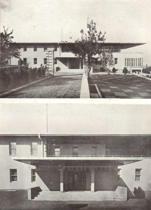 Seyfi Arkan, Residence for the Foreign Minister, Ankara, 1933-1934, photograph.