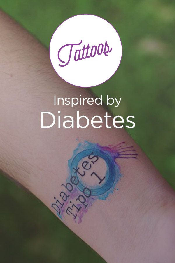 Getting inked can be a powerful reminder that you're stronger than your condition, and a great way to raise awareness. Click through this list of Diabetes Tattoos or save for your own tattoo inspiration.