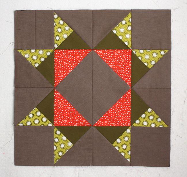 Missouri Star Quilt Block