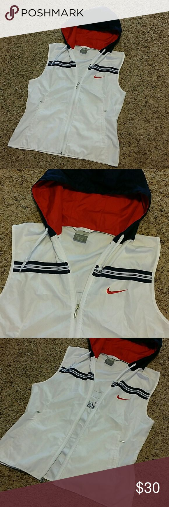 Nike Windbreaker Vest Nike Windbreaker Vest Nike Jackets & Coats Vests