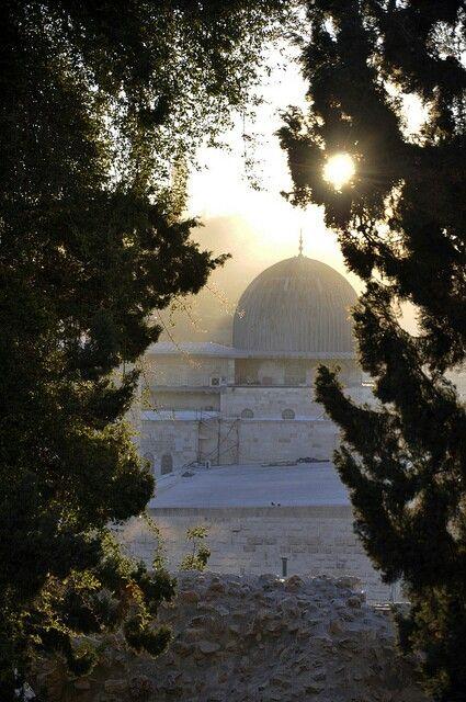 Bait al-Muqaddas (al-Aqsa Mosque) in , Palestine