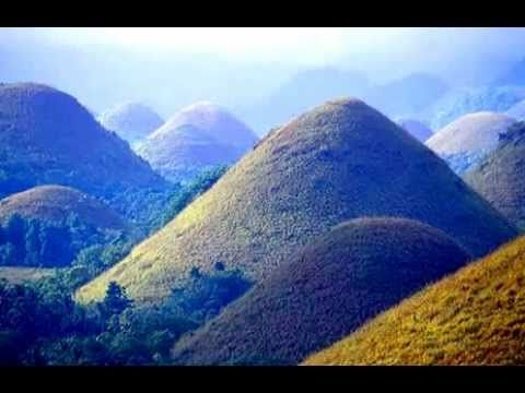 Chocolate Hills, Carmen, Bohol - YouTube