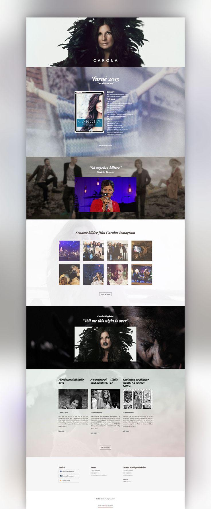 Carola | Proclaim Design