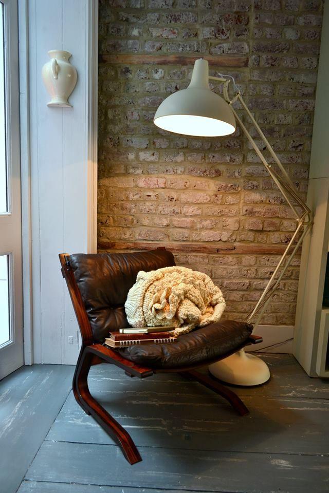 an original oddvin rykken pirate chair interior design by viktorija valiulyte