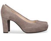 Bruine Unisa schoenen Numar pumps