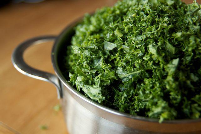 Recepten met boerenkool