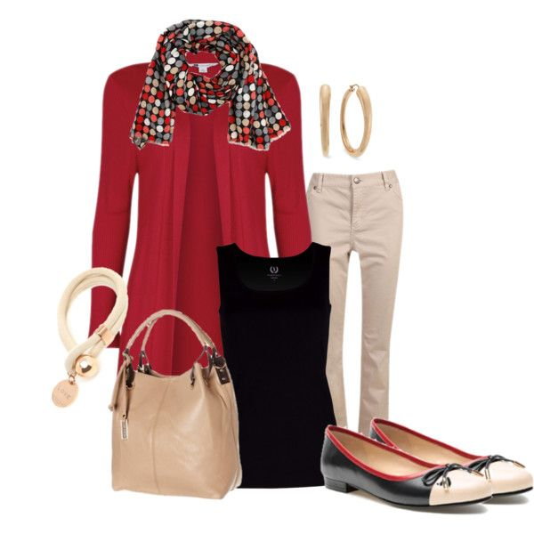 At the Weekend - Casual, created by annabouttown on Polyvore