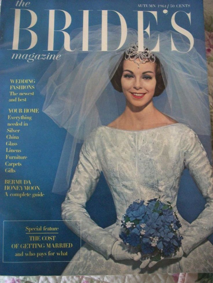 345 Best Images About Brides On The Cover On Pinterest