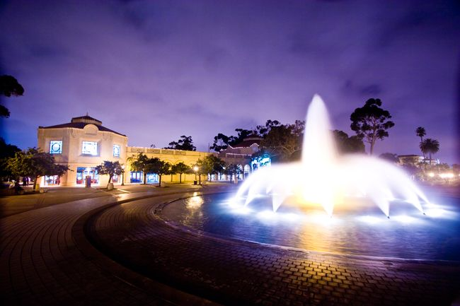 Balboa Park, San Diego, CA. Select the special event venue of your choice for a beautiful wedding.