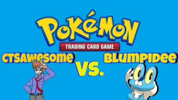 Pokemon TCG Online CTSAwesome Vs Blumpidee