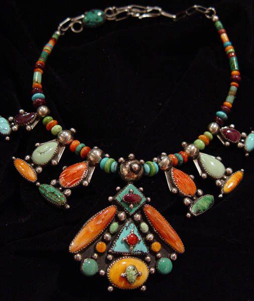 Beautiful Native American piece! from Turquoise Tortoise Gallery [Sedona Arizona].