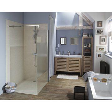 17 melhores ideias sobre douche leroy merlin no pinterest une paroi douche italienne leroy. Black Bedroom Furniture Sets. Home Design Ideas