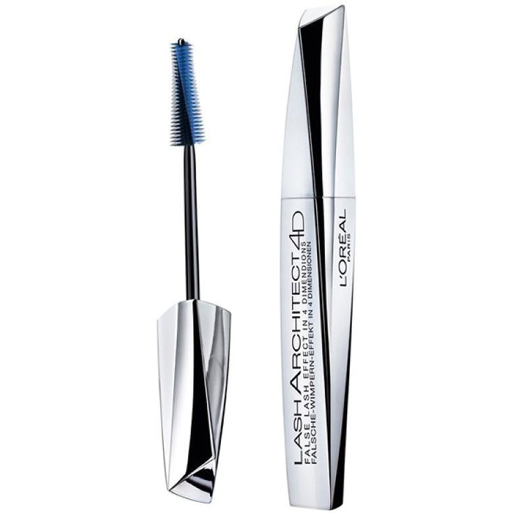 Mascara Lash Architect 4D negru • L Oreal Paris