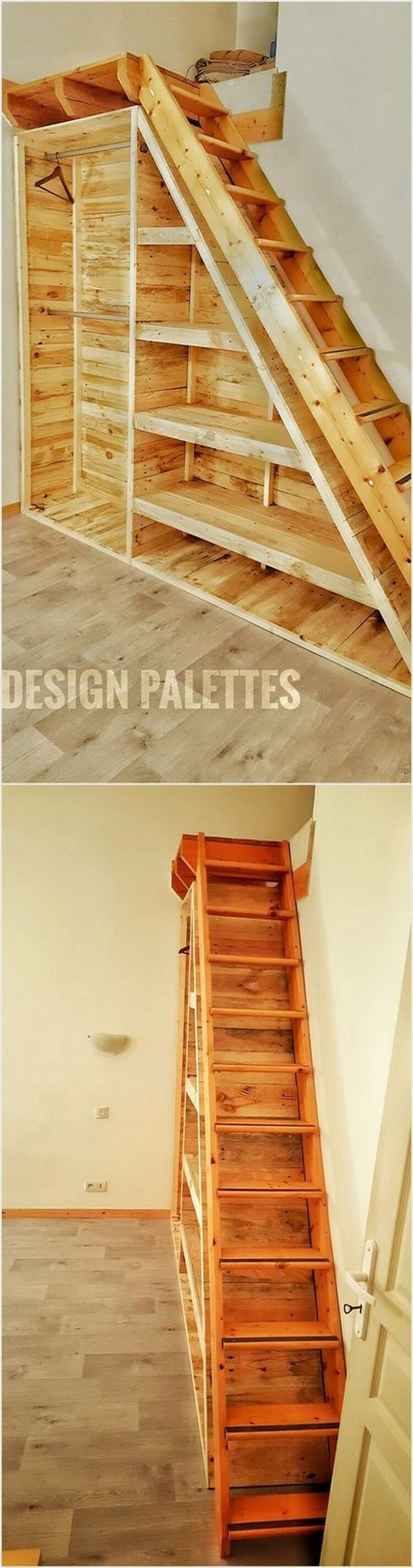 308 best Pallet Wardrobes images on Pinterest | Pallet ideas, Pallet ...