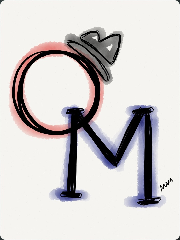 Olly Murs logo- perfect to go a badge don't you think?
