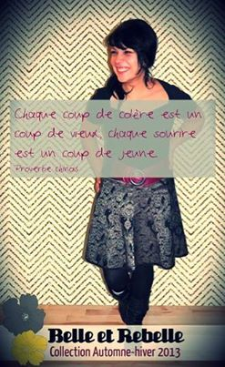 Rimanchik design et Kollontaï. #citation #modemtl www.belleetrebelle.ca