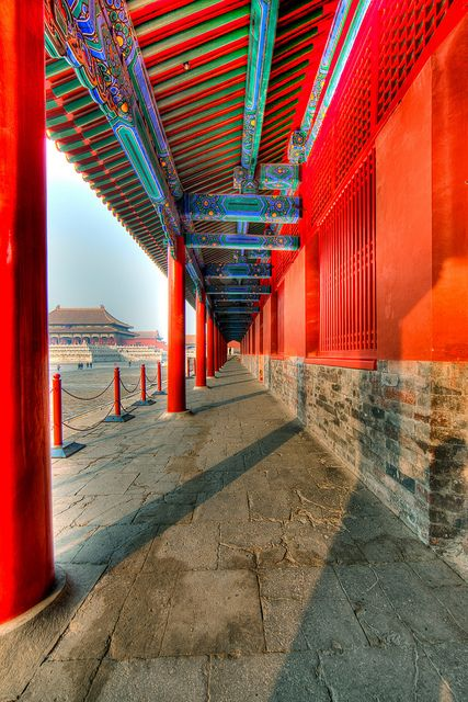 inside the forbidden city beijing china china china on great wall chinese restaurant id=31360