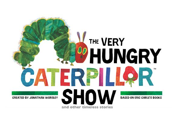 Win 1 of 20 The Very Hungry Caterpillar prize packs! - Kidspot
