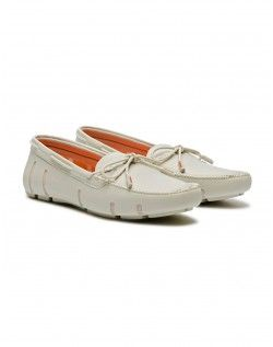 Swims Stone Lace Loafers
