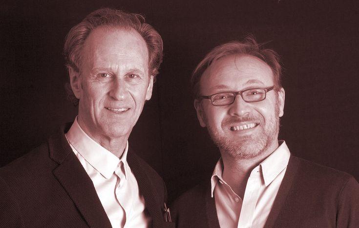 Matteo Thun & Antonio Rodriguez, designers of Nice for Fantini