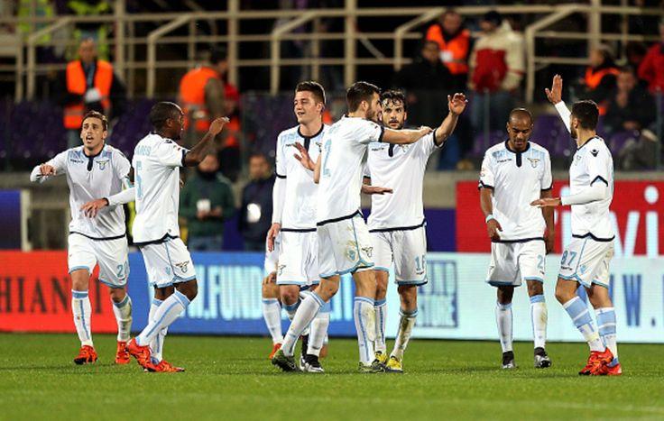 @Lazio Le reti di Keita, Milinkovic-Savic e Anderson permettono alla Lazio di battere in casa propria la Fiorentina, a cui non è bastato il sigillo di Roncaglia #9ine
