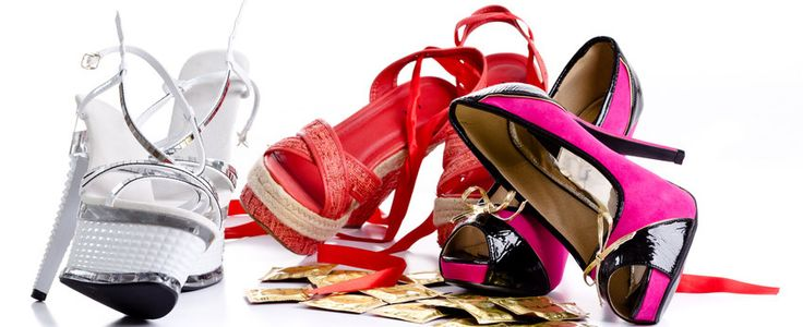 POLE – DANCE – Schuhe