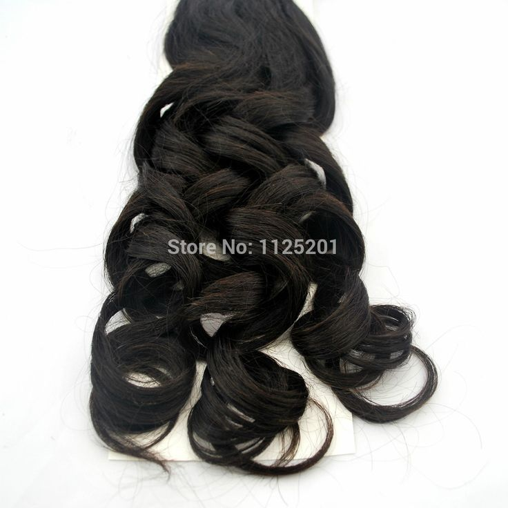"""Tape in hair extensions 100g 100%  Brazilian real hair natural black 12""""-28"""" wavy"""