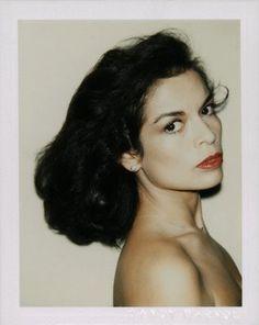 Andy Warhol, Bianca Jagger