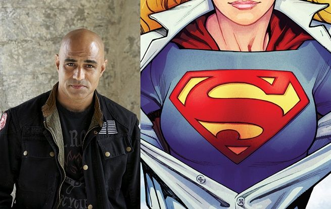 SUPERGIRL TO SQUARE OFF AGAINST IRON MAN AND STAR TREK ACTOR FARAN TAHIR http://cinechew.com/supergirl-square-off-iron-man-star-trek-actor-faran-tahir/