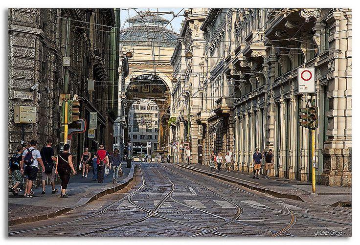 Calle de Milan
