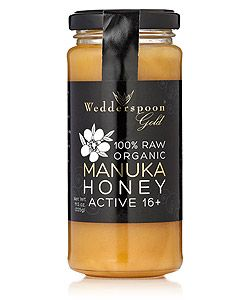 Wedderspoon Gold 100% Raw Organic Manuka Active Honey 16+ | Spirit Beauty Lounge