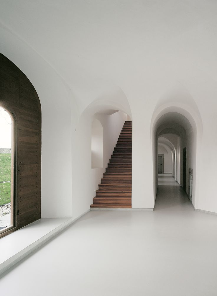 John Pawson - Abbey of Our Lady of Nový Dvůr | Bohemia, Czech Republic 1999 – 2004