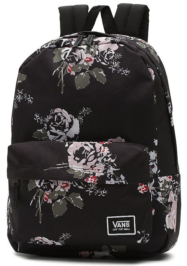 Blanco No haga Tranquilidad de espíritu  batoh Vans Realm Classic - Chambray Floral - Snowboard shop, skateshop -  blackcomb.cz | Vans backpack, Stylish travel bag, Backpacks