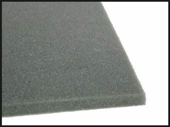 Poker Table Foam Padding - 42 X 72 X 3/8 Inch by CSC. $26.85. This is our 3/8 x 42 x 72 inch open cell gray Poker Table Foam Padding which  is perfect for cushioning under the poker table felt of the playing surface. You then cover the foam with your material of choice (vinyl, cloth, leather, etc...) to create the desired effect.  Using a foam padding under the poker table felt and vinyl adds a luxurious feel to your poker table. This 42 wide open cell table foam is sold by t...