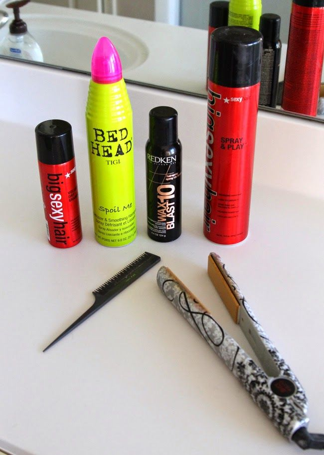how to curl a pixie cut with a flat iron