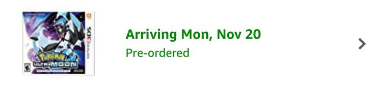 Amazon preorder arriving on the 20th and not the 17th is this happening for anyone else?